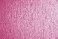Caos rosado de la textura Foto de archivo libre de regalías