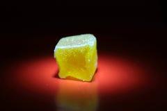 Caoutchouteux multi sans couture de dessert de sucreries de gelées de fruit Photographie stock libre de droits