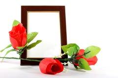 Capítulo con las flores Foto de archivo libre de regalías