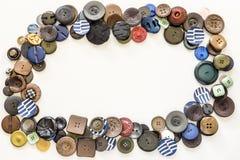 Capítulo de botones Imágenes de archivo libres de regalías