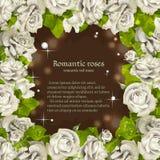 Capítulo de las rosas blancas Fotos de archivo