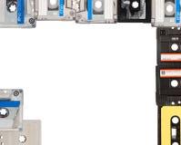 Capítulo de los casetes imagenes de archivo