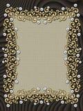 Capítulo elegante del remolino de la vendimia Imagen de archivo
