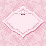 Capítulo en modelos en rosa en colores pastel Fotografía de archivo