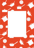 Capítulo que cocina el color 01 Fotos de archivo libres de regalías