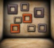 Capítulos en sitio vacío foto de archivo libre de regalías