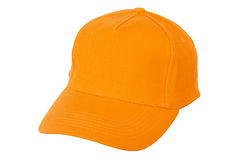 Cap – Orange Royalty Free Stock Photo