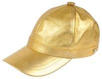 Cap. Women's cap, for fashion magazine etc Stock Photo