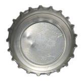 Cap. Metallic cap isolated on white Stock Photography