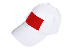 Cap for baseball Royalty Free Stock Images