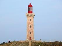 Cap-Bear lighthouse Stock Images