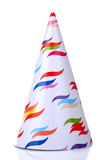 Cap for a birthday Royalty Free Stock Photo