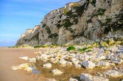 Free Cap Blanc Nez: At The Edge Of United Kingdom And France &x28;Escalles, Calais, Hauts-de-France, France&x29; Royalty Free Stock Image - 143556566