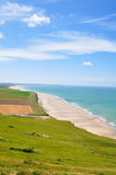 Cap Blanc Nez in France Royalty Free Stock Images