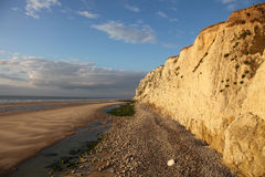 Cap blanc-nez Stock Photography