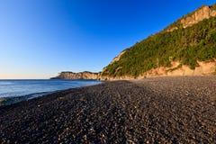 Cap bon ami 2. Cap Bon Ami beach in Forillon National Park, Quebec, Canada Royalty Free Stock Photos
