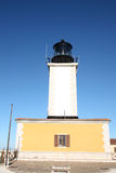 Cap Camarat's  lighthouse Royalty Free Stock Image