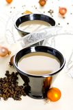Cap of coffee Royalty Free Stock Photos