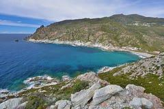 Cap Corse Royaltyfri Fotografi