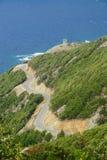 Cap Corse Landscape Royalty Free Stock Photos