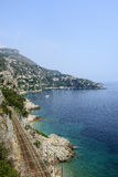 Cap d'Ail (Cote d'Azur) Royalty Free Stock Photo