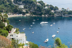 Cap d'Ail (Cote d'Azur) Royalty Free Stock Images
