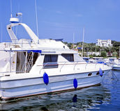 Cap d'antibes Royalty Free Stock Photos