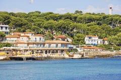 Cap dAntibes, French Riviera Stock Image