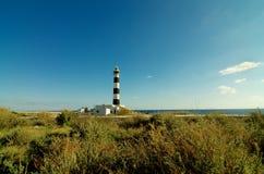 Cap de Artrutx Lighthouse Stock Photo