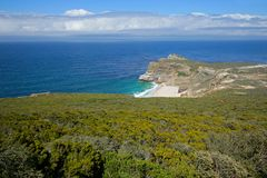 Cap de bon espoir, Capetown Image stock