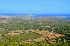 Cap de Cavalleria in Menorca Balearic Islands, S Stock Photos