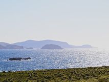 Cap de Cavalleria on Minorca Royalty Free Stock Photo