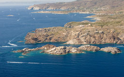 Cap de Creus Royalty Free Stock Photos
