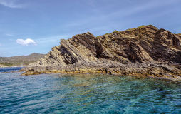 The Cap de Creus, Catalonia, Spain Royalty Free Stock Images
