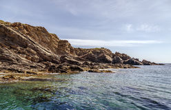 The Cap de Creus, Catalonia, Spain Stock Photos