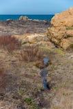 Cap de Creus coast royalty free stock photos
