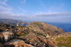 Cap de Creus, Costa Brava Royalty Free Stock Photos