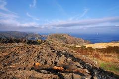 Cap de Creus, Costa Brava Royalty Free Stock Images