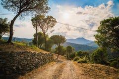 Cap De Creus, Costa Brava, Spain royalty free stock image