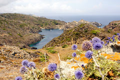 CAP de CREUS - Costa Brava - Spain Stock Photo