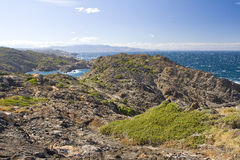 Cap de Creus, Spain Royalty Free Stock Photos