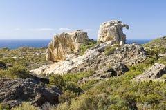 Cap de Creus, Spain Stock Image