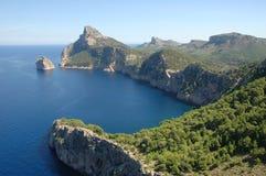 Cap de Formentor Stock Image