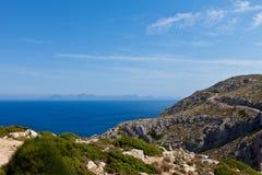 Cap de Formentor Photographie stock
