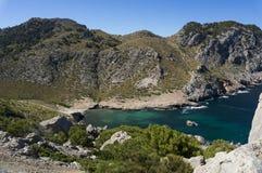Cap de Formentor 库存照片