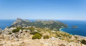 Cap de Formentor Stock Photo