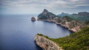 Cap De Formentor Fotografia Stock