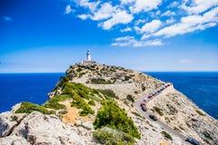 Cap De Formentor Stockbild