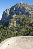 Cap de Formentor, Majorca Royalty Free Stock Photos