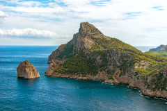 Cap de Formentor. Royalty Free Stock Photography